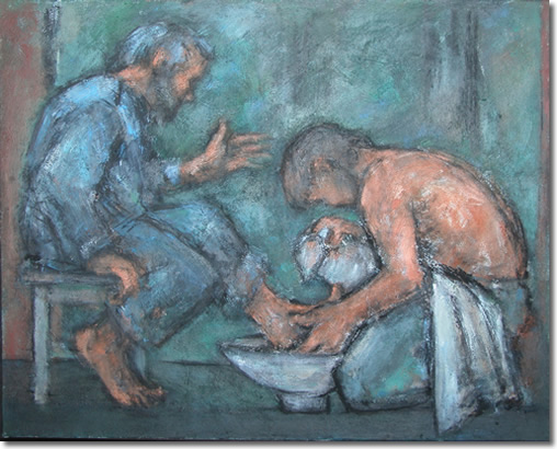 Holy Week Services:  Maundy Thursday (29 March 2018)