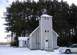 Gowan Gilmour Memorial Church, Sagamok